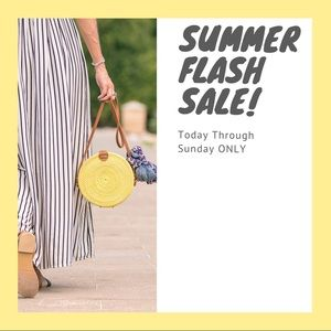 🌞🌞SUMMER FLASH SALE🌞🌞